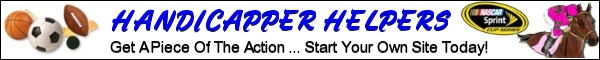 Handicapper Helpers Website